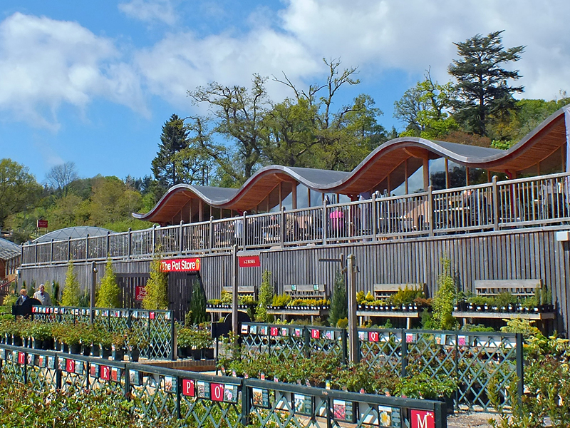 Batsford Garden shop